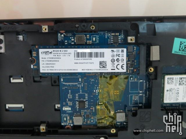 Dell Latitude E5470 Disassembly And Ram Hdd Ssd Upgrade