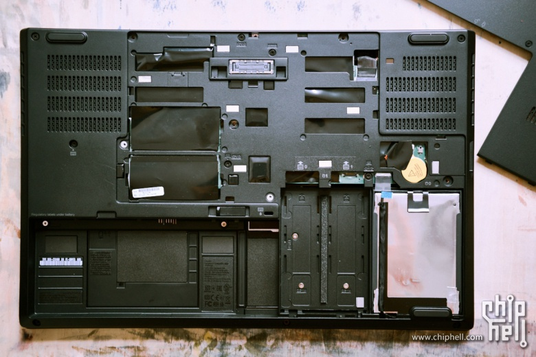 Lenovo ThinkPad P50 Disassembly and RAM, SSD, HDD upgrade