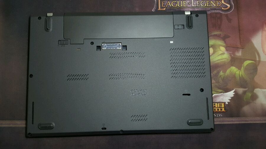Lenovo ThinkPad T460P Disassembly and RAM, SSD upgrade guide