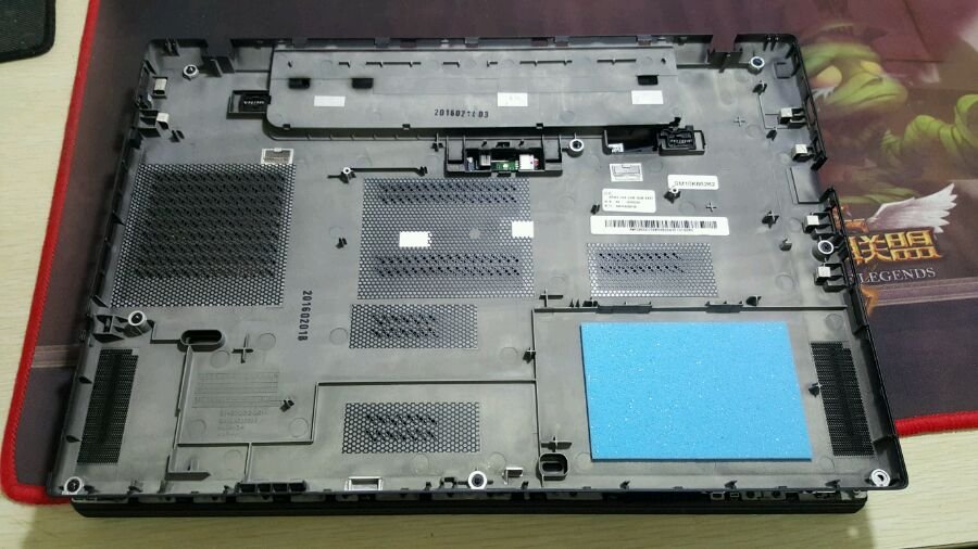 Lenovo T460 Teardown
