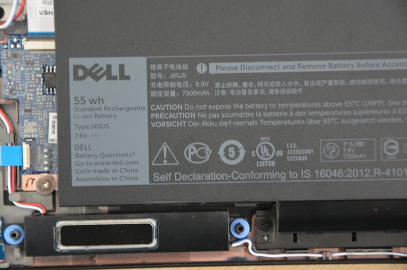 Dell Latitude E7470 disassembly and SSD, RAM upgrade guide