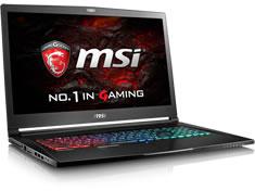 MSI-GS73VR