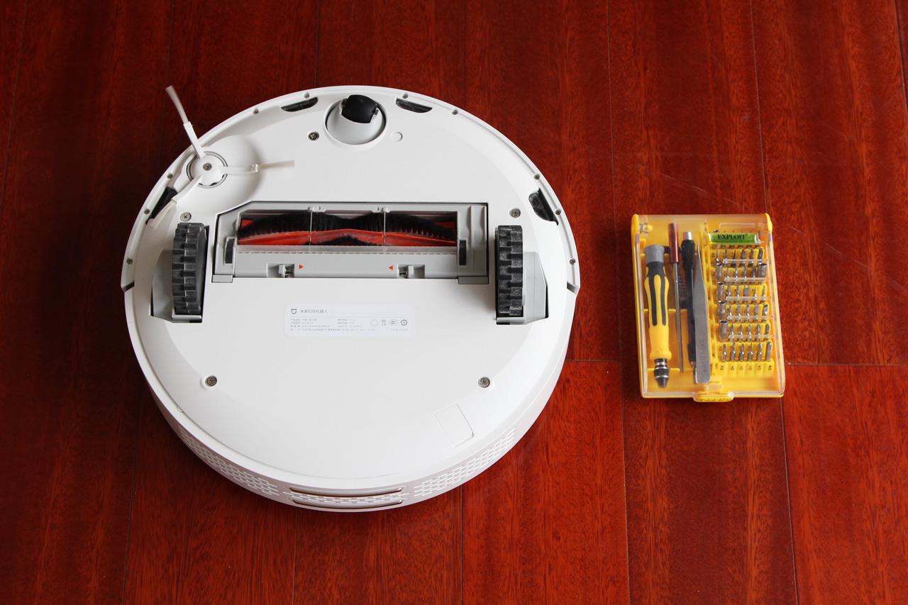 Xiaomi Mi Robot Vacuum Teardown Laptopmain Com