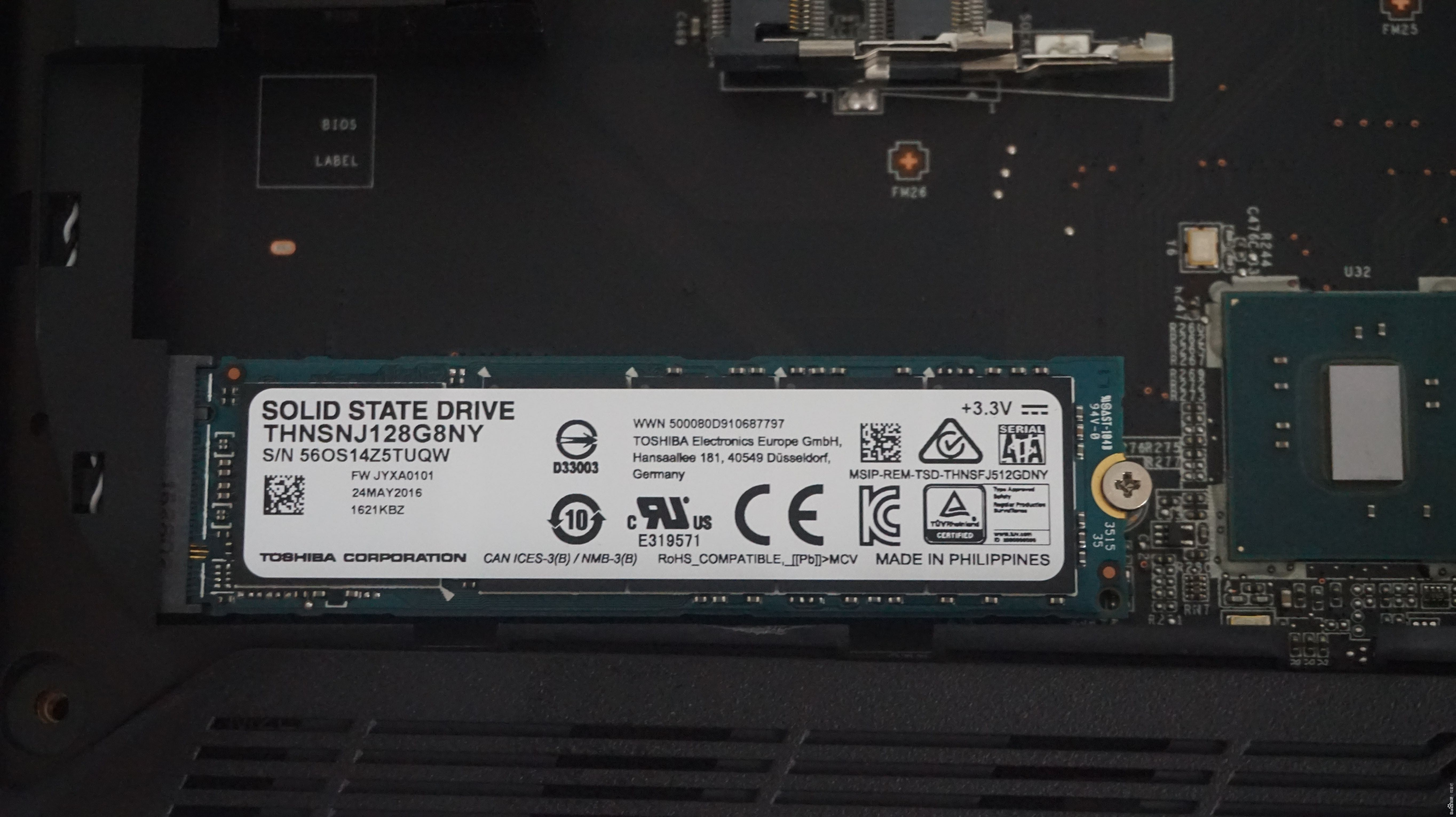 MSI GT62VR Disassembly and RAM, HDD, SSD upgrade guide - Laptopmain com