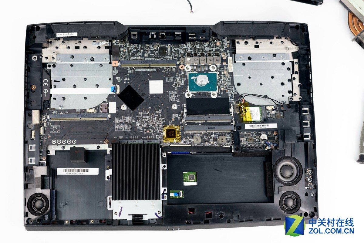 MSI GT73VR Disassembly and RAM, HDD, SSD upgrade guide