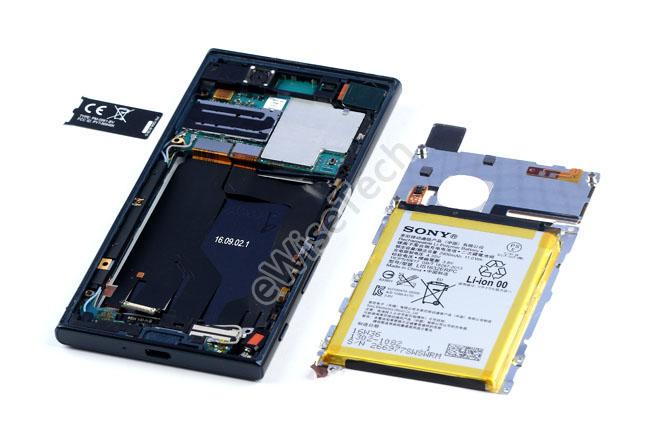 Sony Xperia XZ Teardown - Laptopmain com