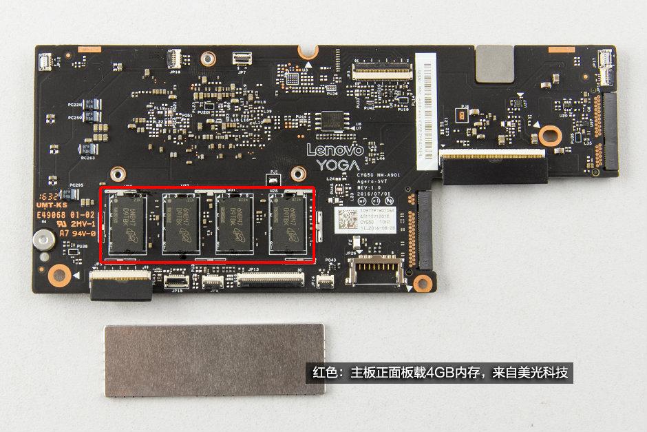 Lenovo Yoga 910 Disassembly And Ram Ssd Upgrade Options
