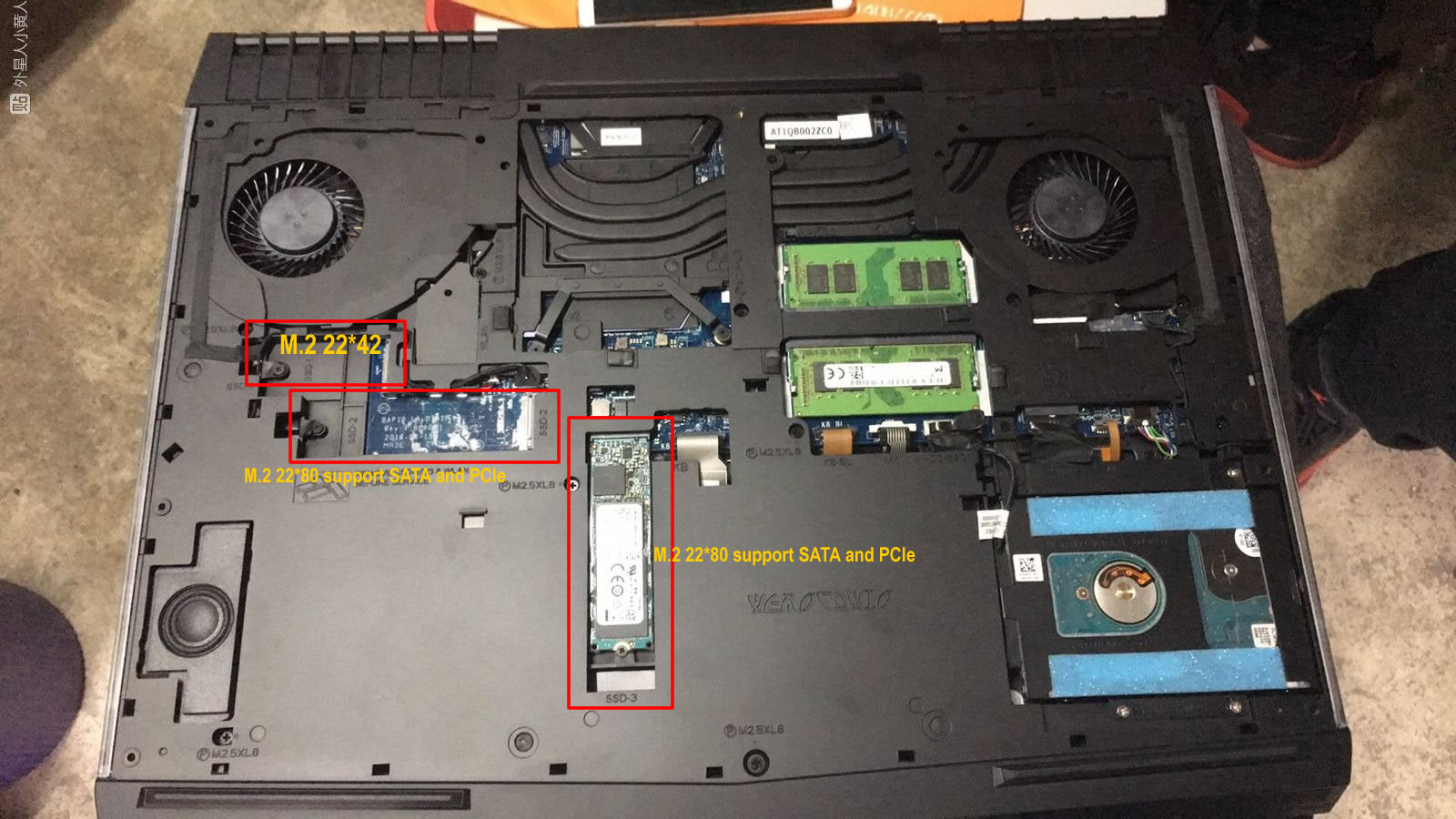 Alienware 17 R4 Disassembly And Ram Ssd And Hdd Upgrade
