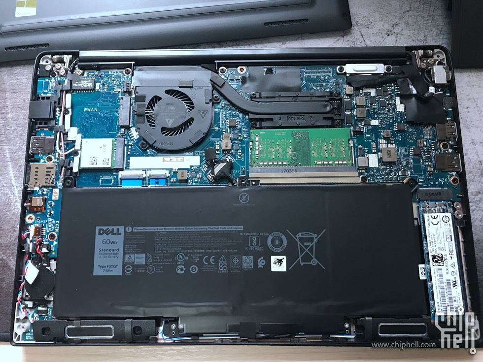 Dell Latitude 7280 Disassembly Ram Ssd Upgrade Guide