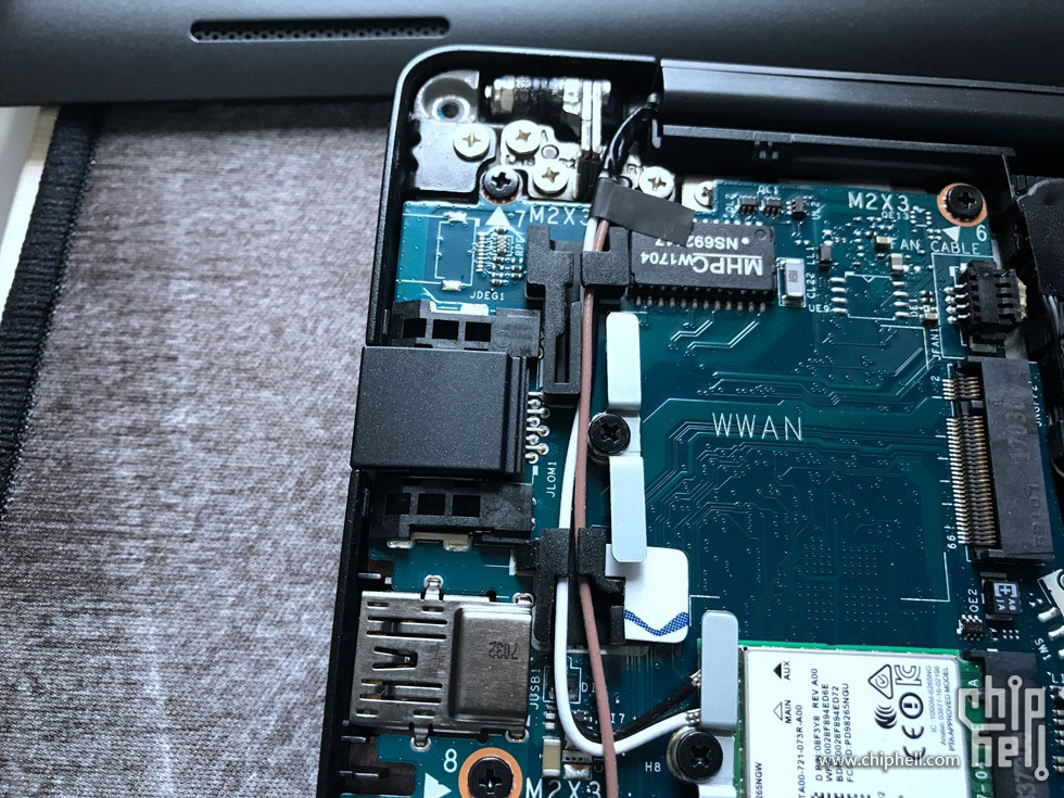Dell Latitude 7280 Disassembly (RAM SSD Upgrade Guide