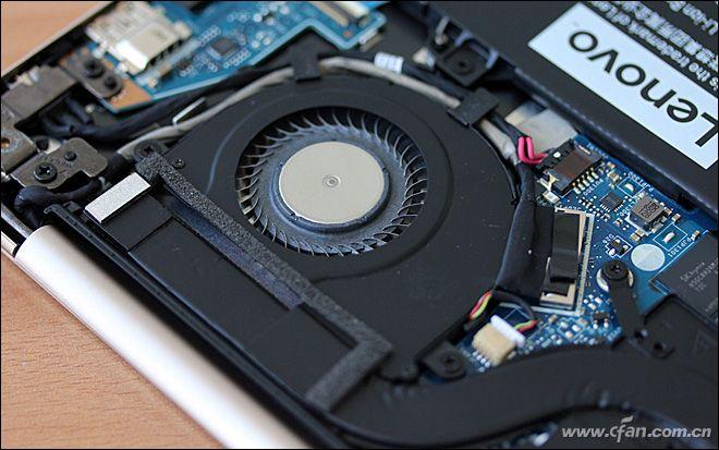 Lenovo ideapad 720S cooling fan