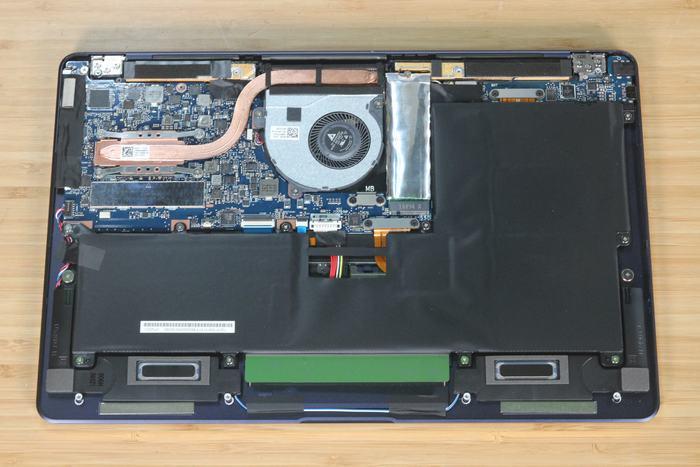 ASUS ZenBook 3 Deluxe UX490UA internal picture