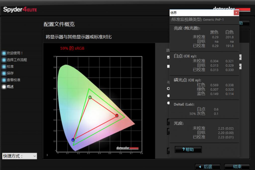 Lenovo Legion Y720 screen test
