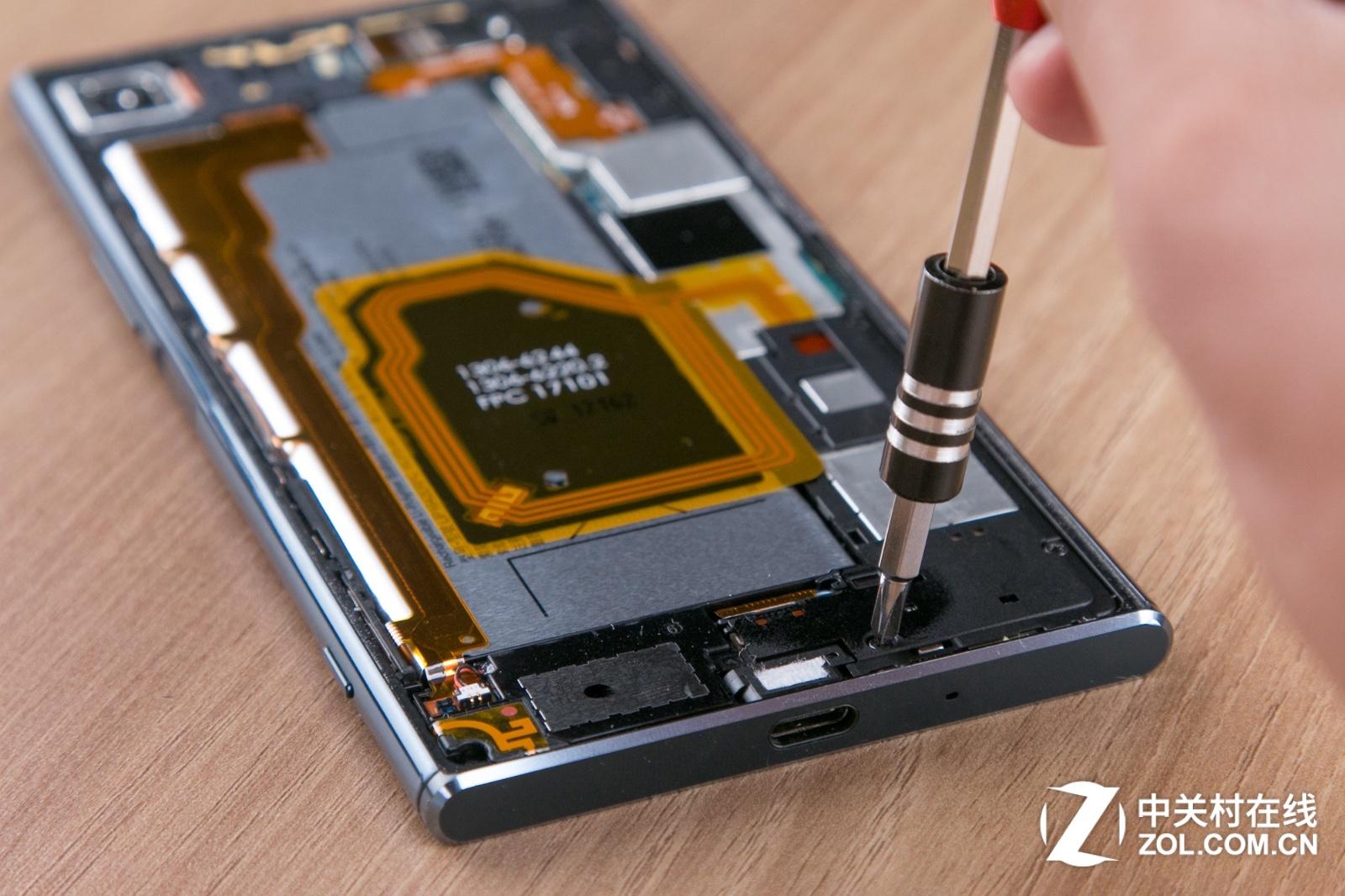 Sony Xperia XZ Premium Teardown - Laptopmain com