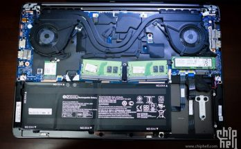HP ZBook Studio G4 Disassembly