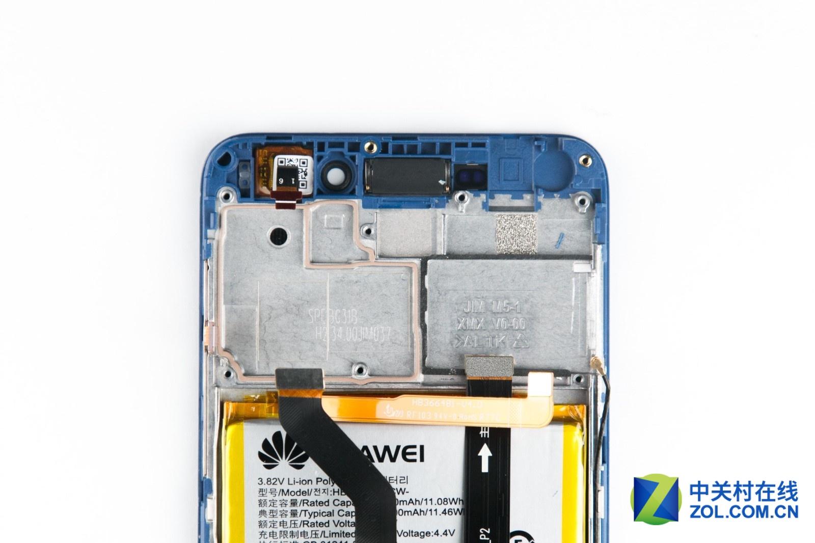 Huawei Honor V9 Play Teardown - Laptopmain com