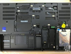 Lenovo Thinkpad P51 Disassembly