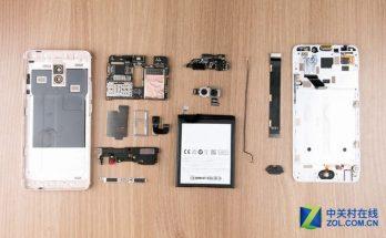 Meizu M6 Note Teardown
