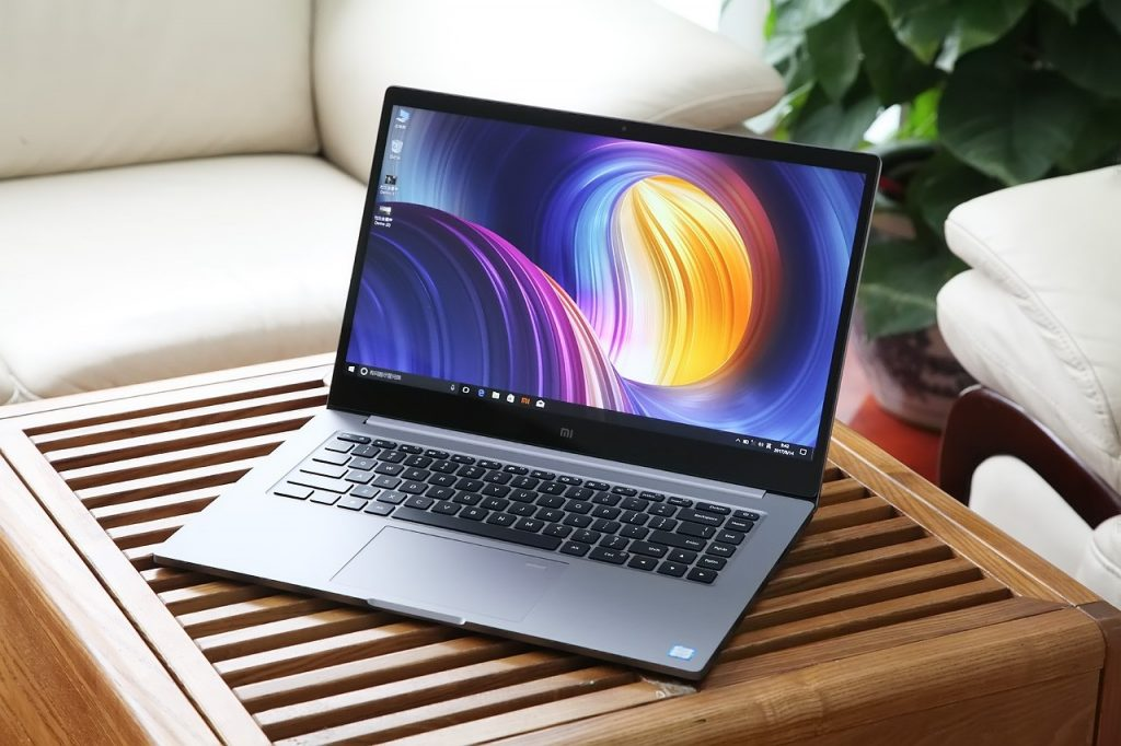 Xiaomi Mi Notebook Pro fuselage C/ screen display