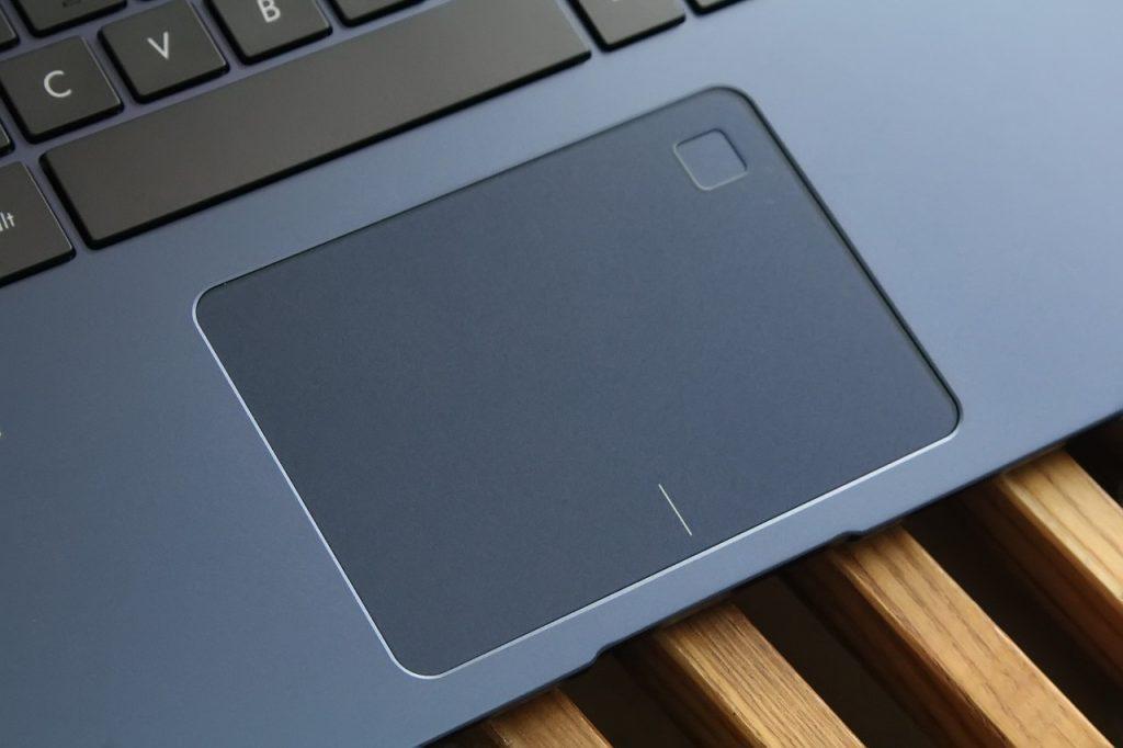 ASUS ZenBook UX430UQ fingerprint sensor