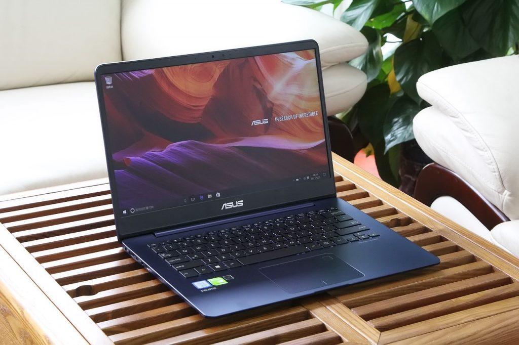 ASUS ZenBook UX430UQ keyboard