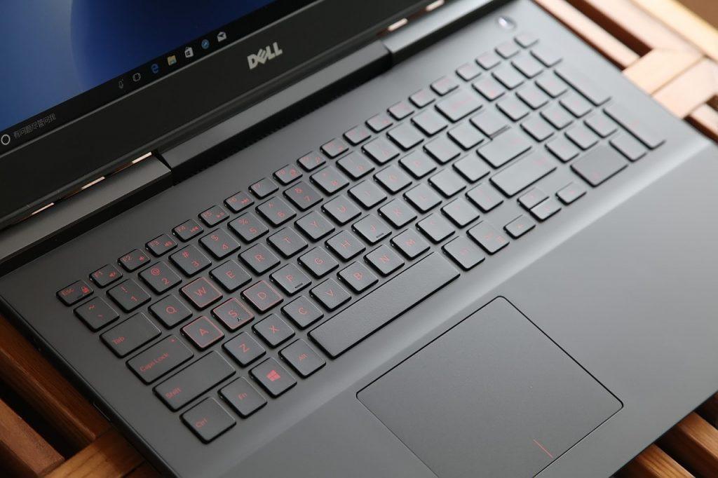 Dell Inspiron 15 7567 keyboard