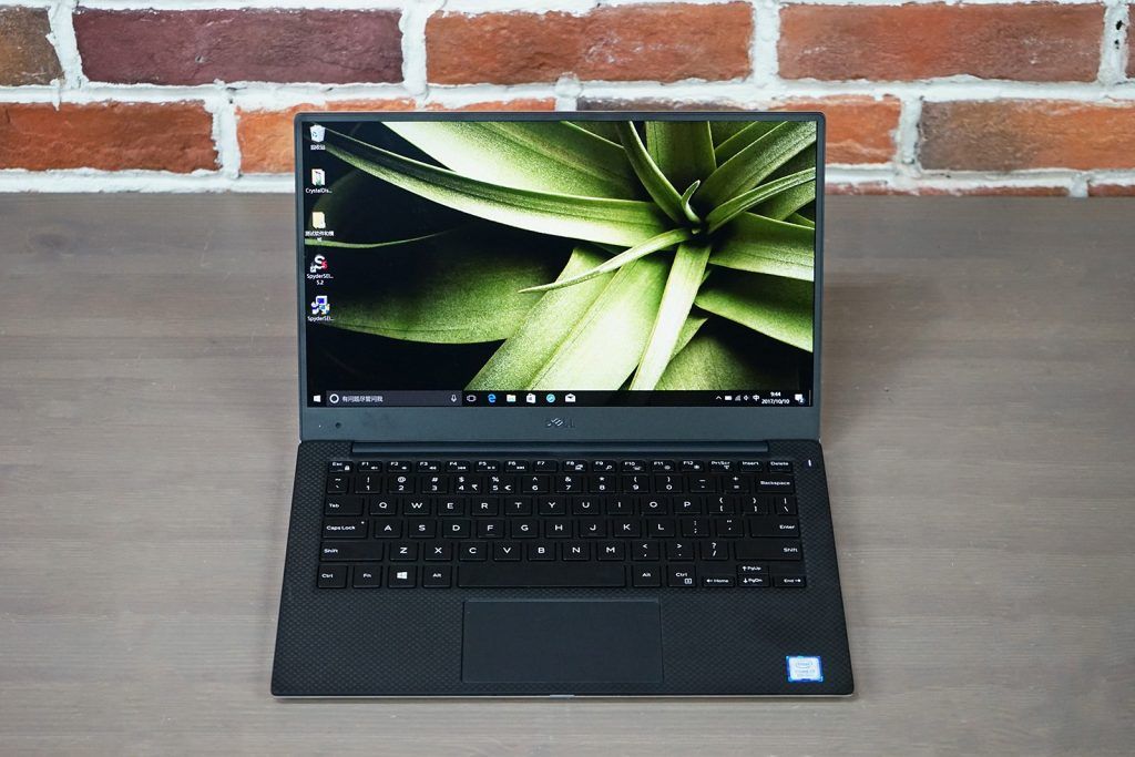 Dell XPS 13 9360 display