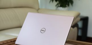 Dell Inspiron 13 7373 front cover 1