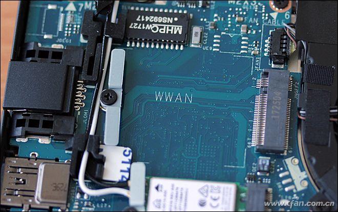 Dell Latitude 7380 WWAN slot