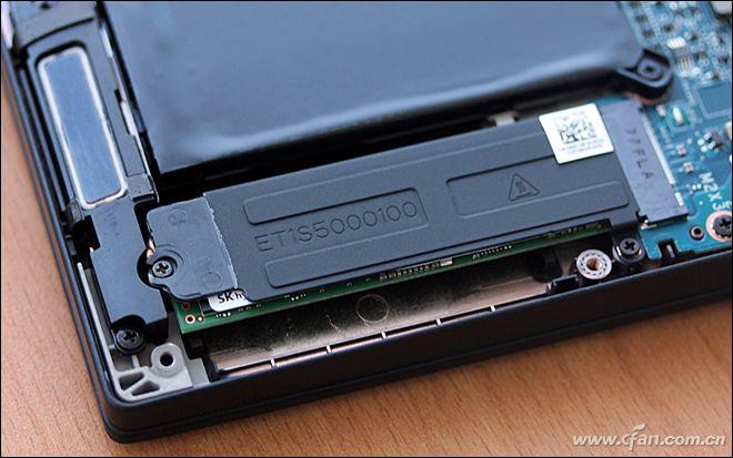 Dell Latitude 7380 M.2 SSD