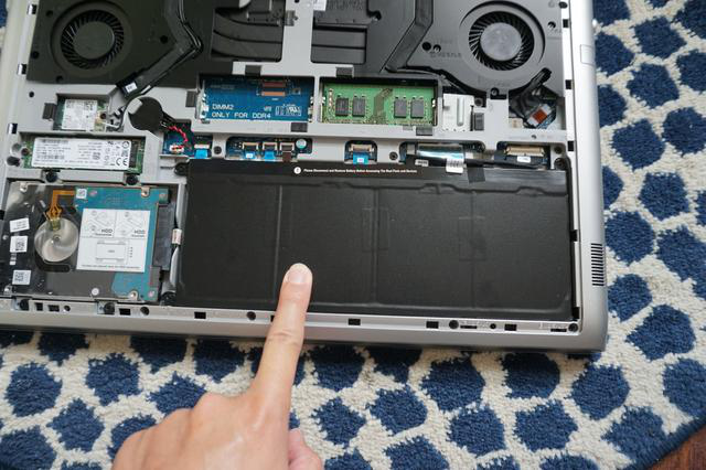Dell Vostro 15 7000 7570 battery