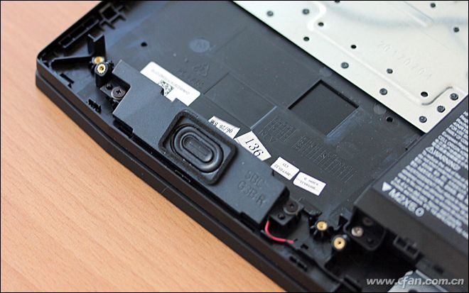 HP Omen 17-an000 speaker