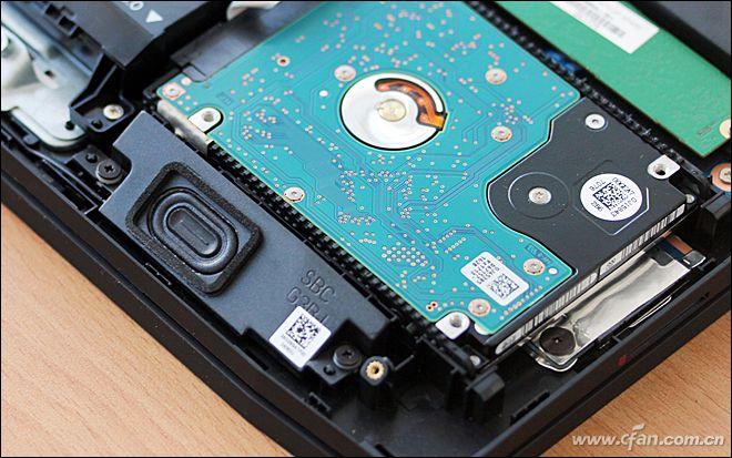 HP Omen 17-an000 HDD