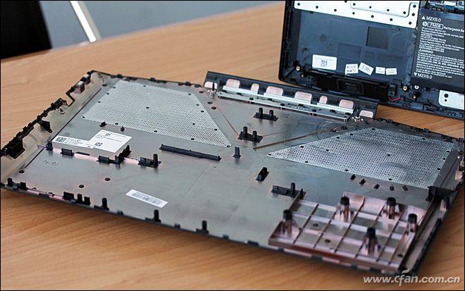 HP Omen 17-an000 bottom cover