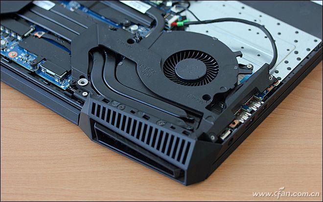 HP Omen 17-an000 cooling fan