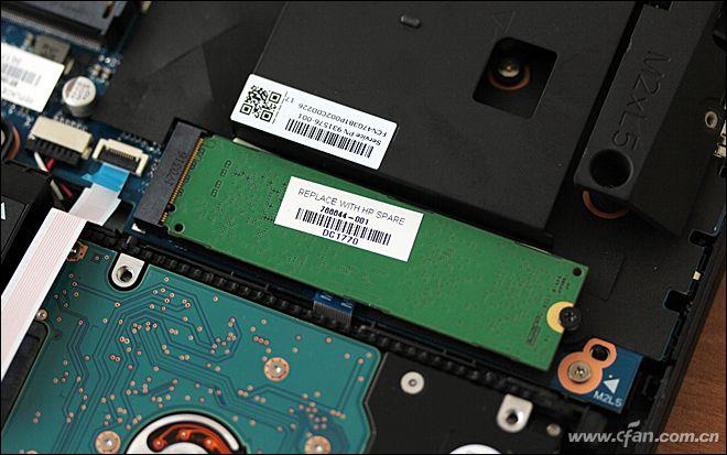 HP Omen 17-an000 M.2 SSD