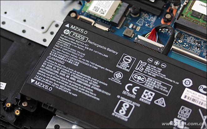 HP Omen 17-an000 battery