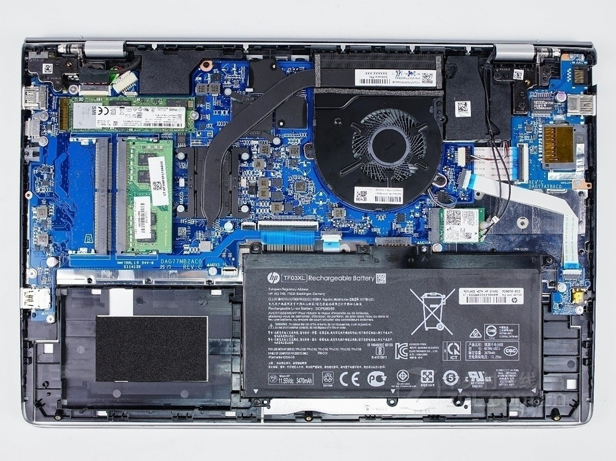 HP Pavilion 15-ck000 Disassembly (SSD, RAM, HDD Upgrade