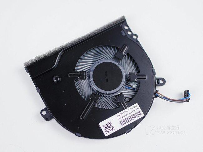 HP Pavilion 15-ck000 cooling fan
