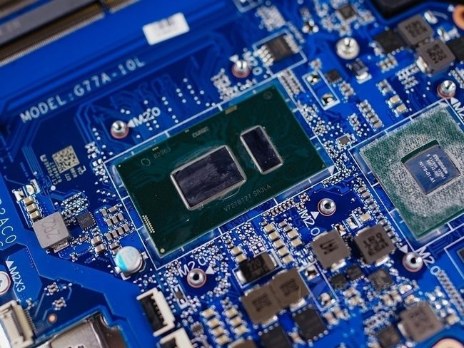HP Pavilion 15-ck000 processor