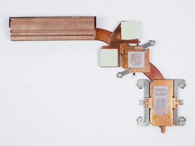 HP Pavilion 15-ck000 heat sink