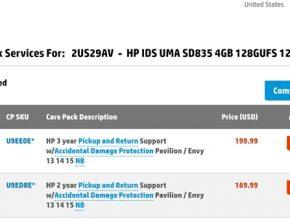 HP laptop Snapdragon 835