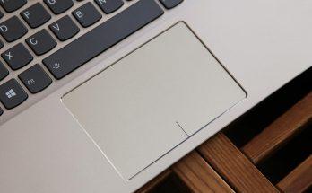Lenovo Ideapad 720s touchpad