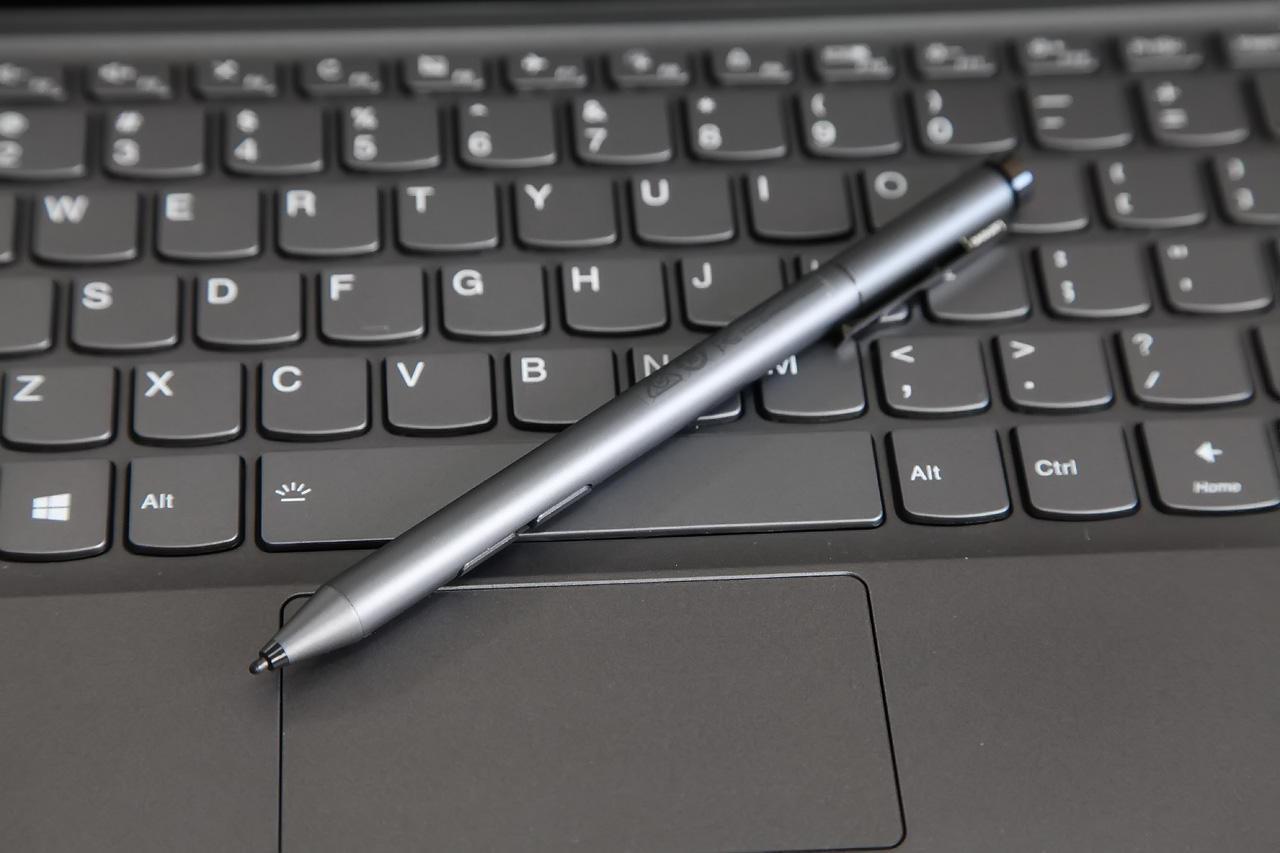 Lenovo Miix 520 touch screen pen