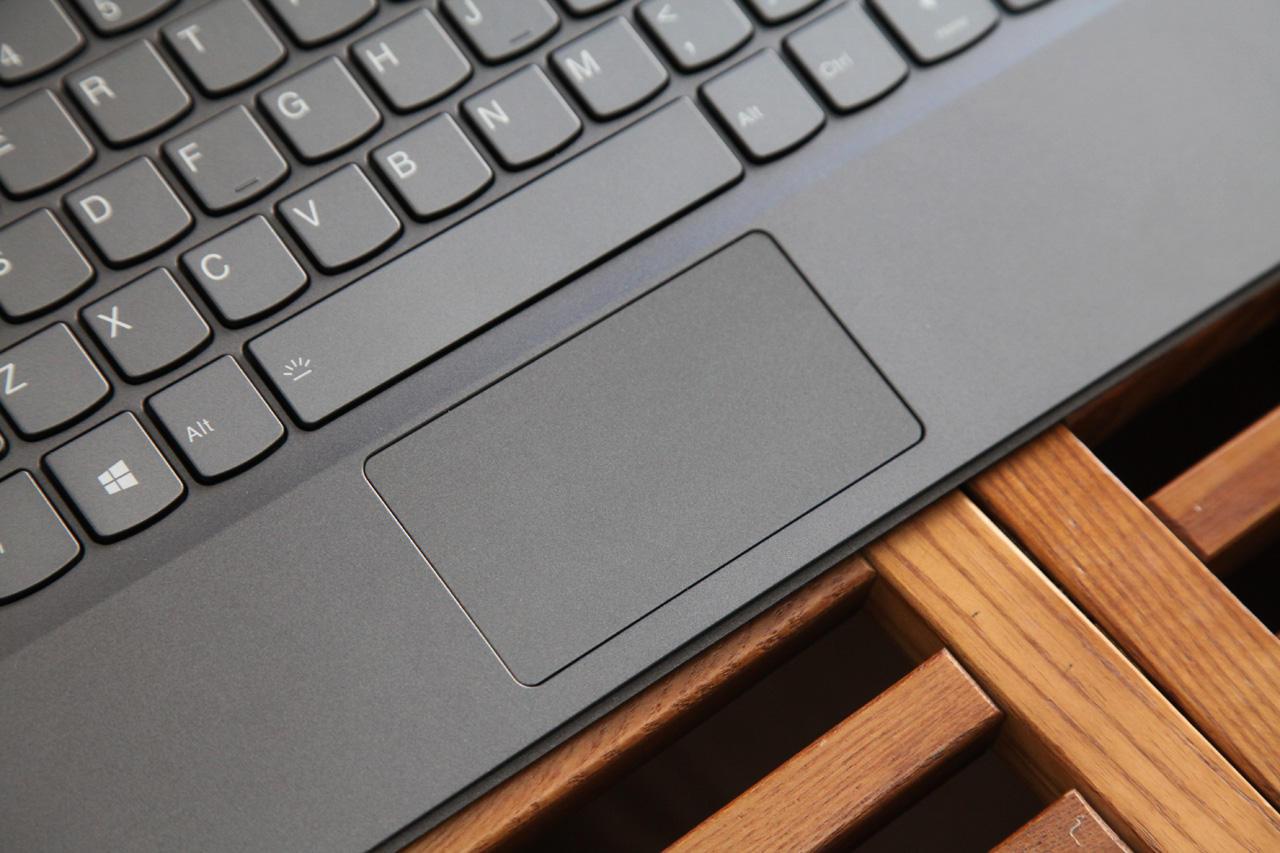 Lenovo Miix 520 touchpad