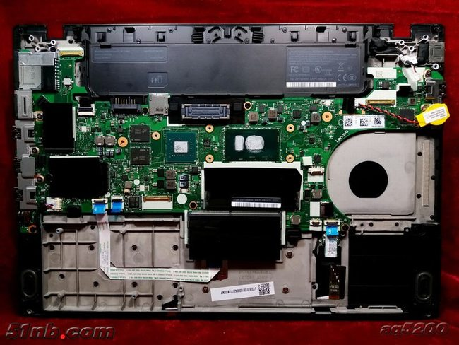 Lenovo ThinkPad 25 internal picture