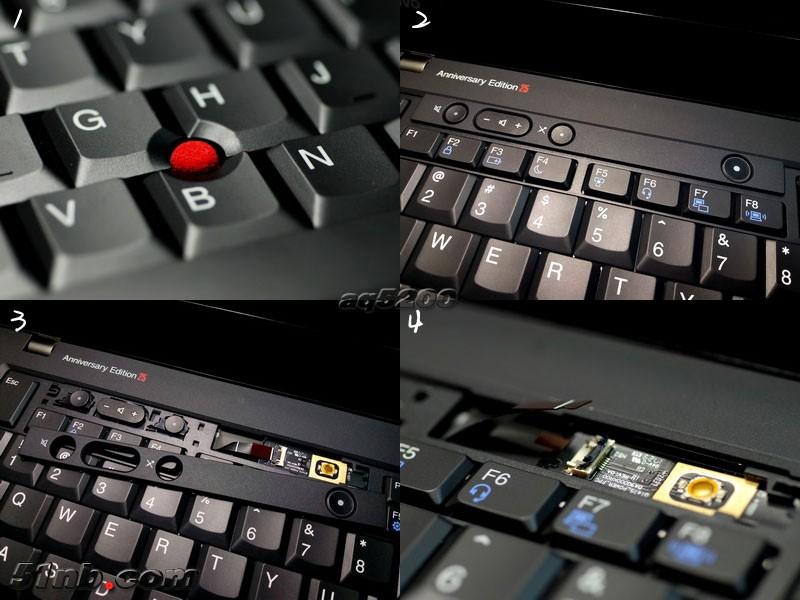 Lenovo ThinkPad 25 Disassembly (SSD, RAM Upgrade Options