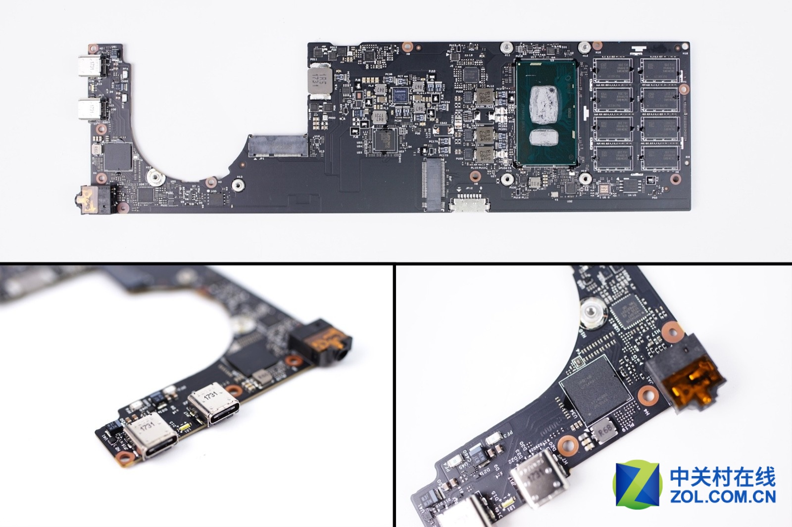 Lenovo Yoga 920 Disassembly (SSD, RAM Upgrade Options