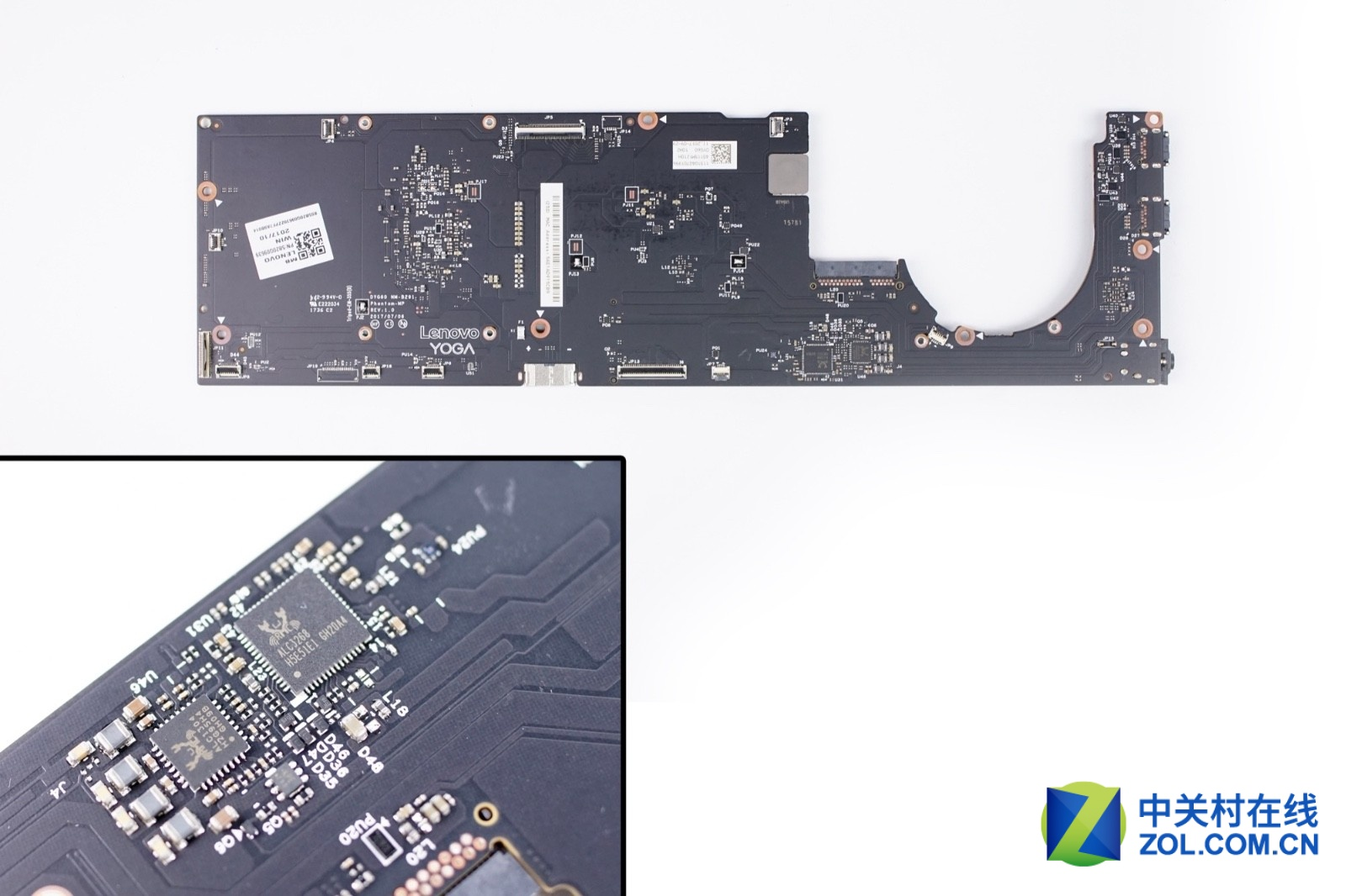 Lenovo Yoga 920 Disassembly (SSD, RAM Upgrade Options) - Laptopmain com