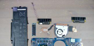 ASUS Zenbook 13 UX331UN internal picture
